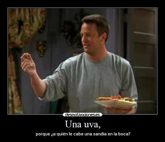 Chandler: Friends