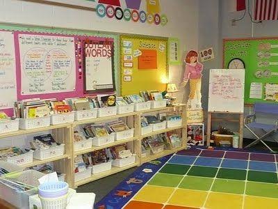 Hello Literacy: Classroom Spaces