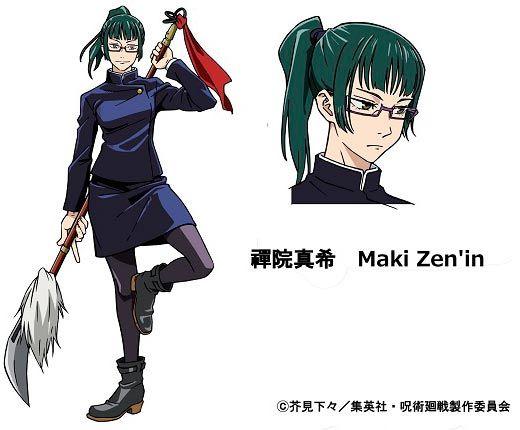 Os Personagens De Jujutsu Kaisen Meta Galaxia Jujutsu Anime Jujitsu