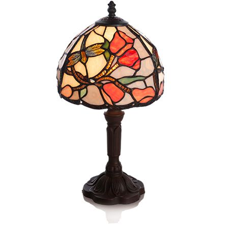 Dragonfly Kisses Table Lamp