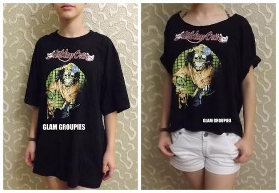 DIY: Camiseta mullet - VilaClub