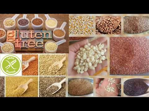 انواع الحبوب الخالية من الجلوتين او غلوتين لمرضى السيلياك رحبة زرع مدينة الدار بيضاء Youtube San Convenience Store Products Cereal