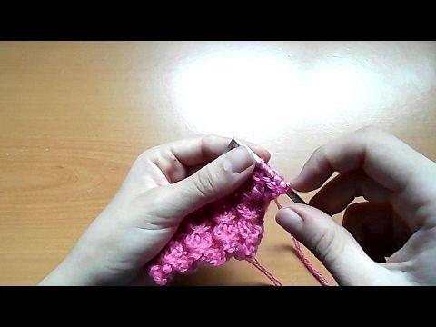 الدرس العاشر من تعلم حياكة الصوف Youtube Crochet Earrings Crochet