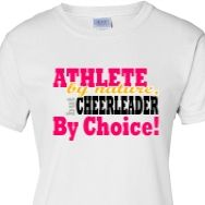 cheerleading t shirt design