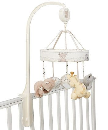Mothercare Teddy's Toy Box Musical Mobile