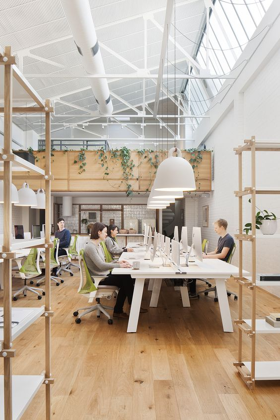Evolution 7 By Hecker Guthrie Photo Shannon Mcgrath: coworking space design ideas