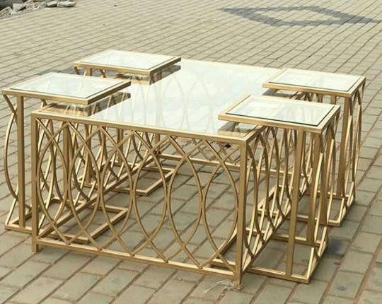 طاولات استقبال Coffee Table Table Home Decor