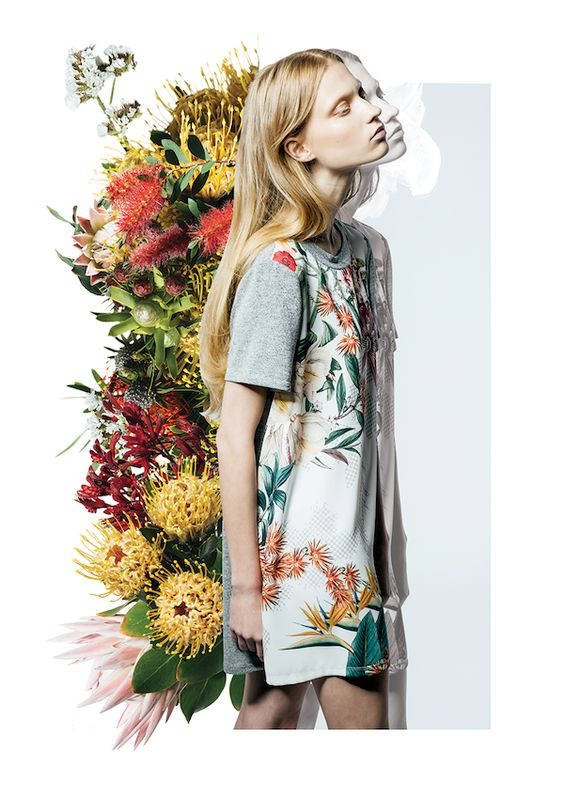 A Floral Wonderland by Cameo The Label: