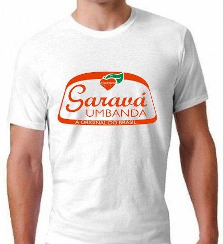 Camiseta Saravá Umbanda - Comprar em Nosso Axé