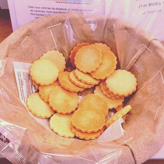 @ilikku #poilane #ポワラーヌ #cookie