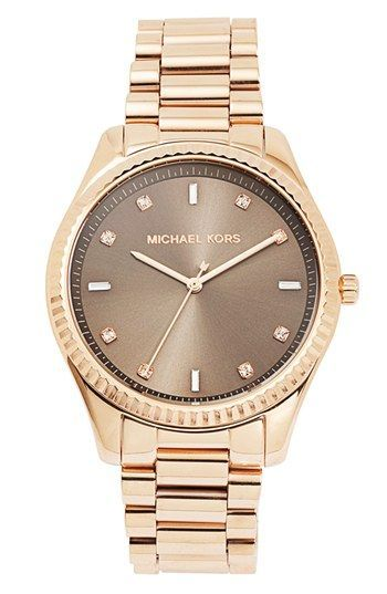 Michael Kors Watch Rose Gold the next one on my radar