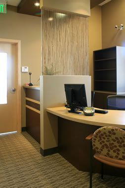 washington state dental and medical office space interior design