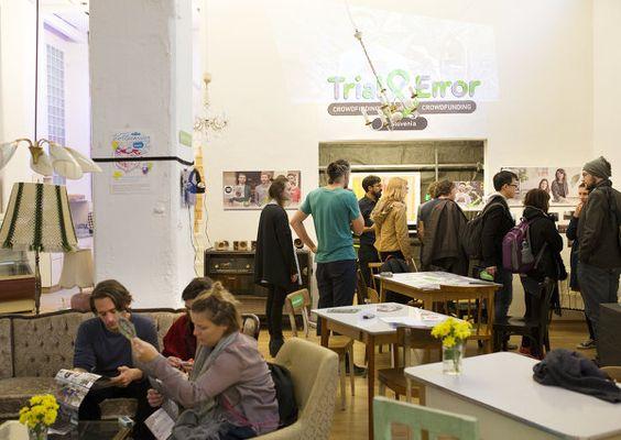 Poligon >Trial&Error Crowdfunding Exhibition @ Vienna Design Week - 09/28/15 © Collective Fischka / Christine Wurnig