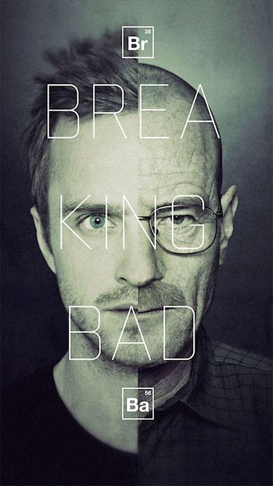 Breaking bad - 1 van de betere series