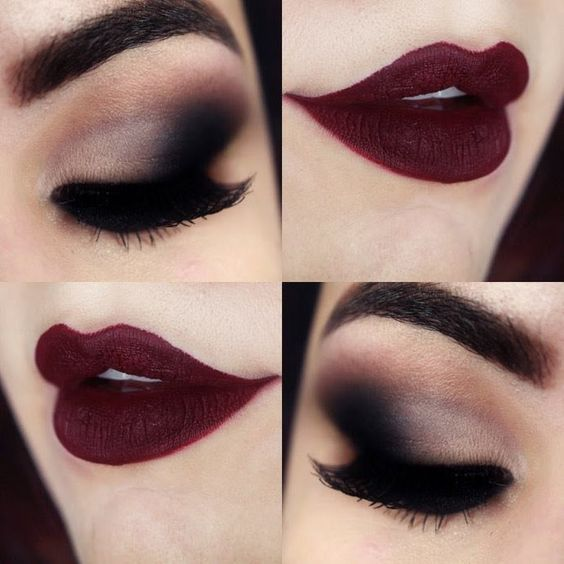 Christmas Makeup -amei esse!: