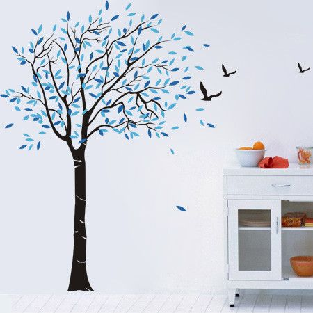 Lovely Tree Wall Decal