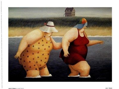 Judy Marge by Lowell Herrero
