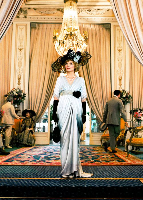 Michelle Pfeiffer in 'Chéri' (2009).