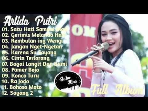Dangdut Koplo Arlida Putri Full Album Terbaru 2019 Arlinda