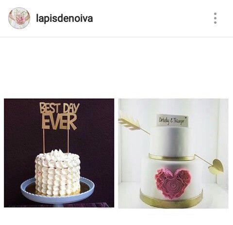 Ideias de bolo mt bunitinhos