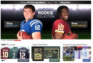 NFL Players Association launches e-commerce site