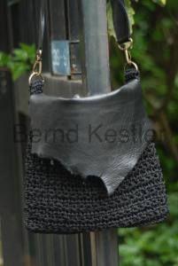 iPad Crochet Shoulder Bag