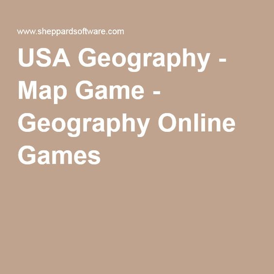 USA Geography Map Game Geography Online Games – Map Usa Games for Kids
