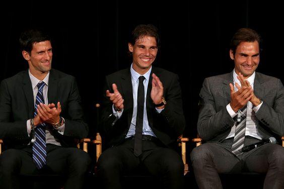 Rafael Nadal Photos: ATP Heritage Celebration - Inside