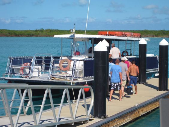 """Party boats that are actually called """"The Party Boat"""" with endless rum punch"""