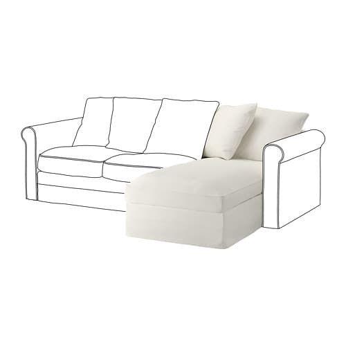 Ikea Us Furniture And Home Furnishings Chaise Longue Modular Sectional Sofa Ikea