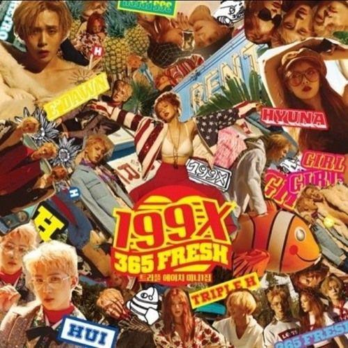 트리플 H Triple H 365 Fresh By Triple H Free Listening On Soundcloud Triple H Kpop Posters Photo Book