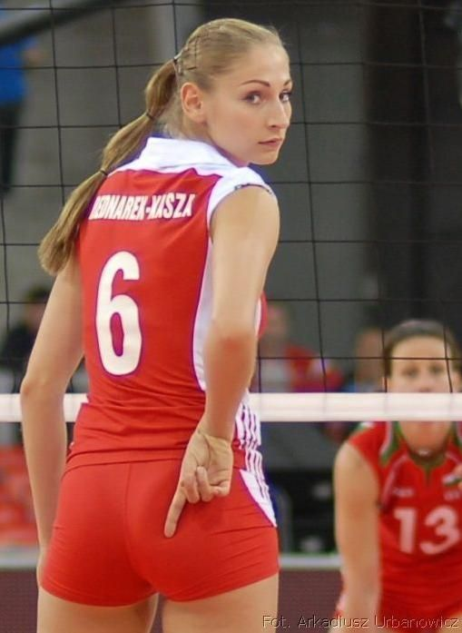 Volleyball Mädchen Sexiest The World's