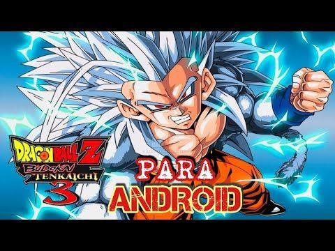 Como Baixar Dragon Ball Z Budokai Tenkaichi 3 Para Android 2019