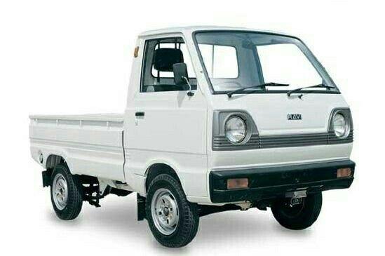 Suzuki Carry Pick Up Mobil Kijang