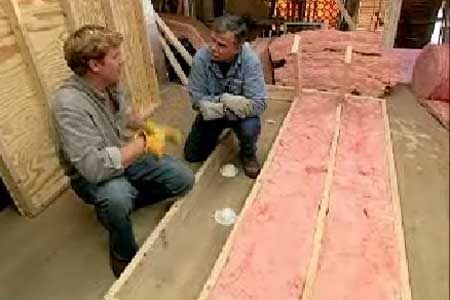 How To Insulate An Attic The Winter The Roof And Videos