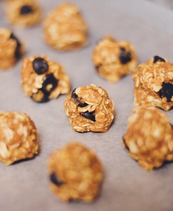 Recipe: Easy Pumpkin Energy Bites