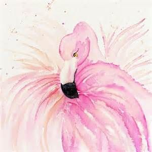 Flamingo Feather Print - Bing images