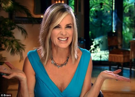 Mother of three: Eileen Davidson opened up about home life with her husband and three sons
