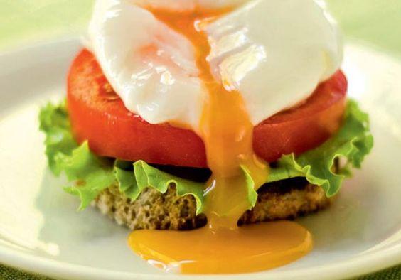 Seque até 3 kg em 1 semana com ovos!
