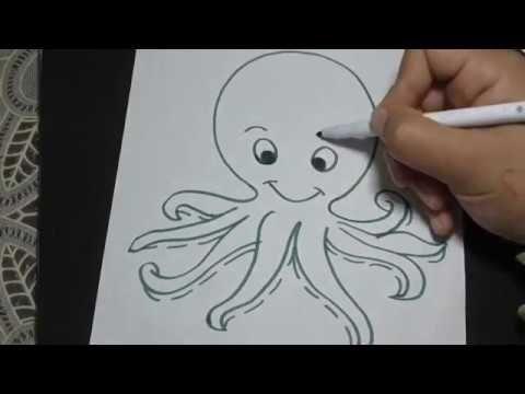 عالم البحار Youtube Drawings Draw Decor