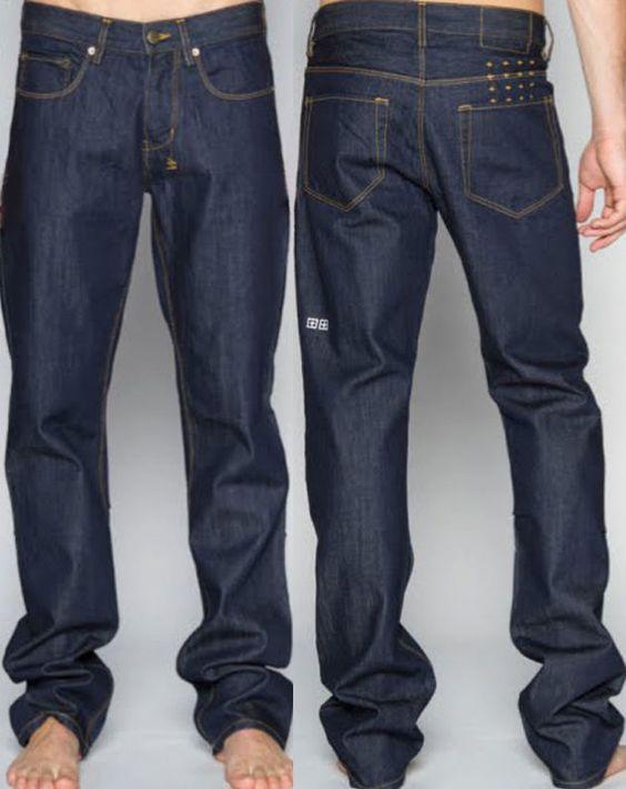 28X34 Mens Jeans - Xtellar Jeans