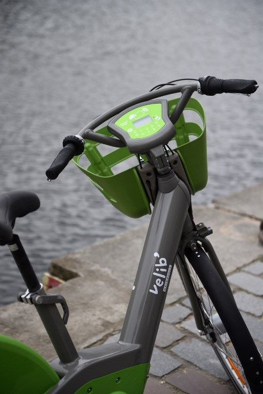 Pedal Power Paris Unveils New 25km H Electric Velib Bikes