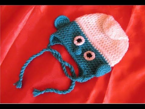 caciuli tricotate/crosetate