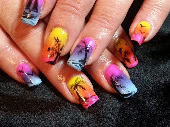Nails Art Idea