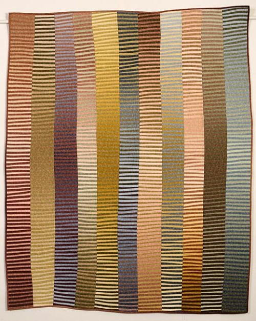 jbe200quilts:  Compare and Contrast by Kent Williams - 82 x 62 inches