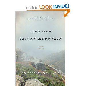 Down from Cascom Mountain: A Novel by Ann Joslin Williams