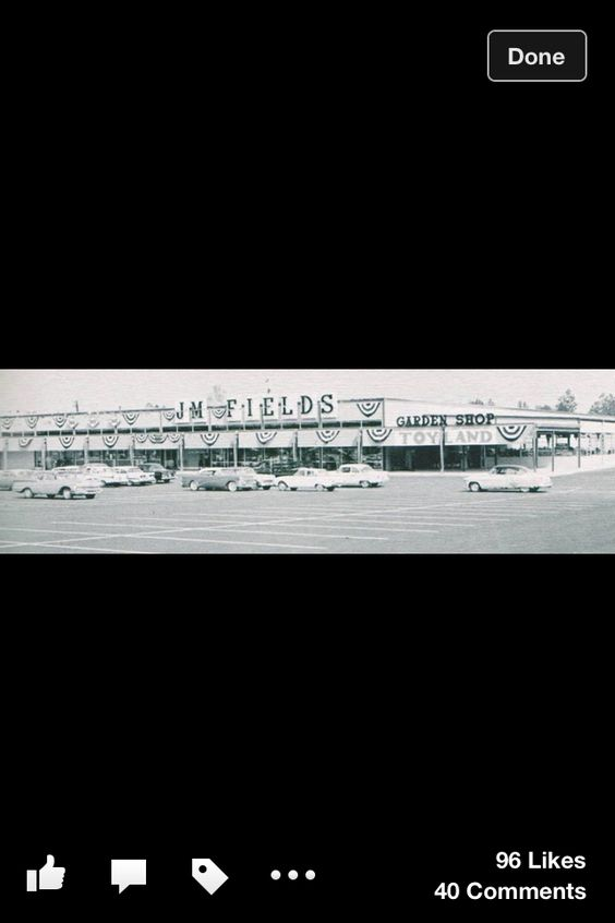 J M Fields Before Hills K Mart And Walmart Were Here York