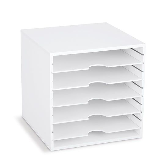 Modular Panel Cube By Simply Tidy In 2020 Modular Storage Cube Storage Craft Room Shelves