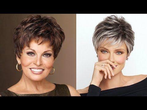 Older Women Haircuts 2019 You Will Amaze Haircuts And Hairstyles For Women Over 50 For 2 Older Women Hairstyles Hair Styles For Women Over 50 Womens Haircuts