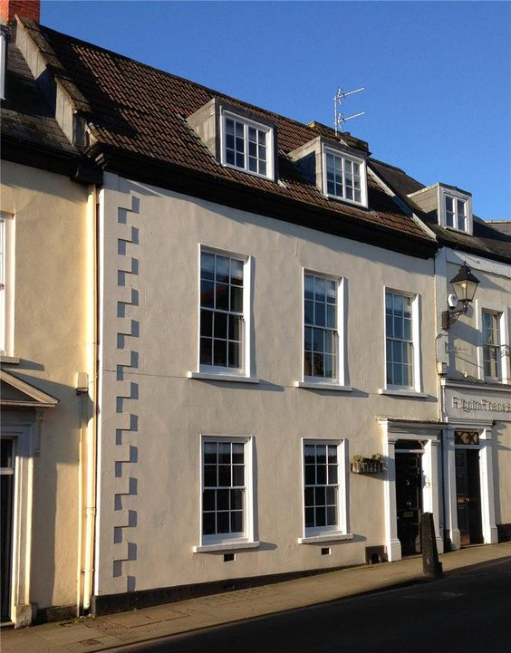 For sale: superb city-centre property in Somerset